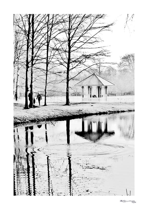 Sunday Afternoon Reflections Photograph  - Sunday Afternoon Reflections Fine Art Print