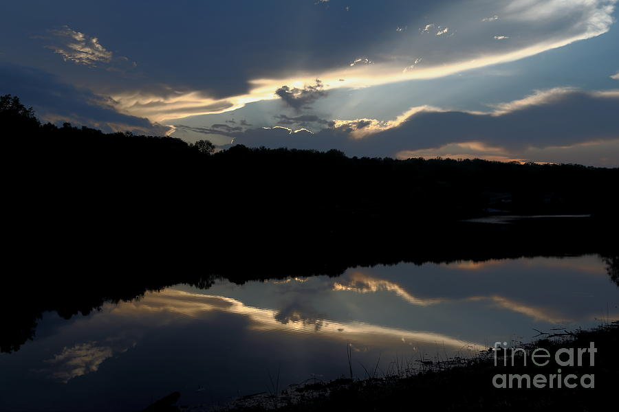 Sunflection 2 Photograph  - Sunflection 2 Fine Art Print