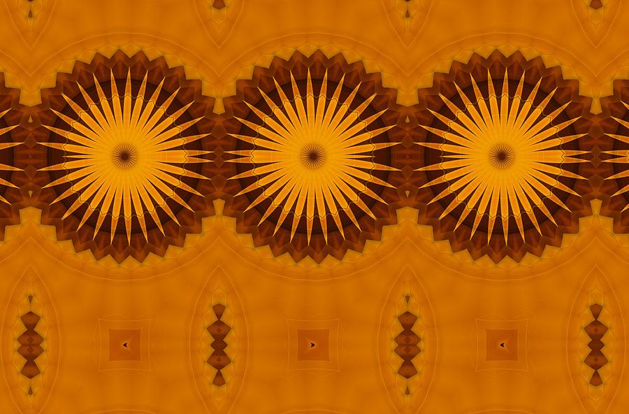 Sunflowers Digital Art