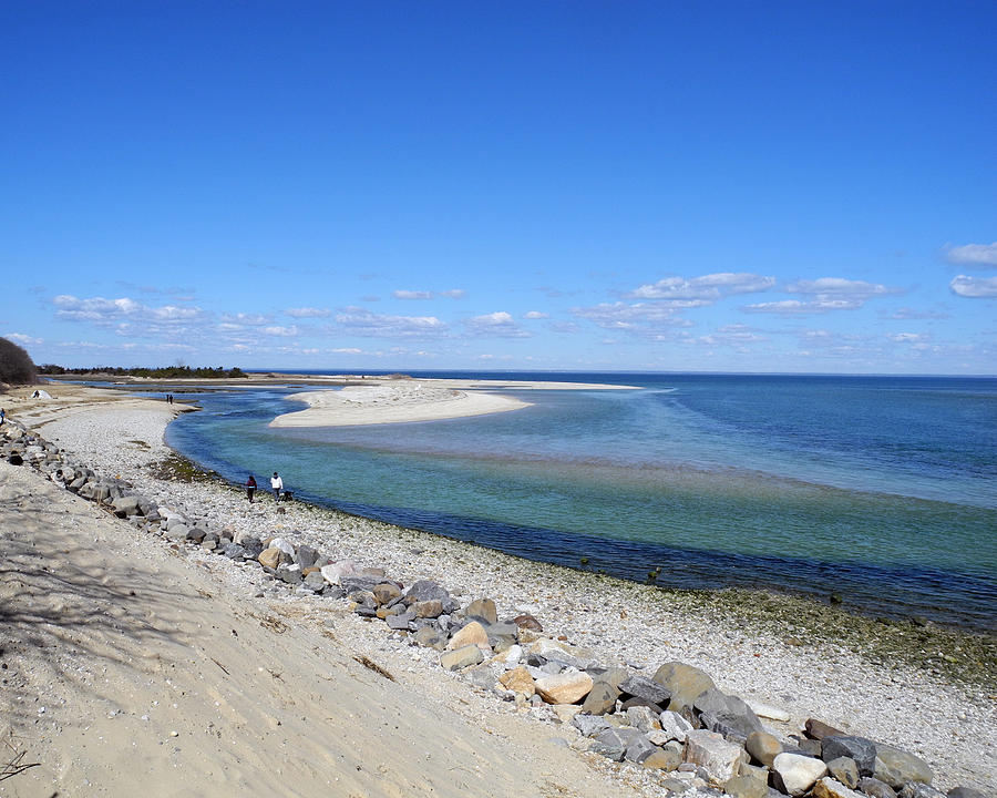 Coastal Photograph - Sunny Day Beachside by Lynda Lehmann