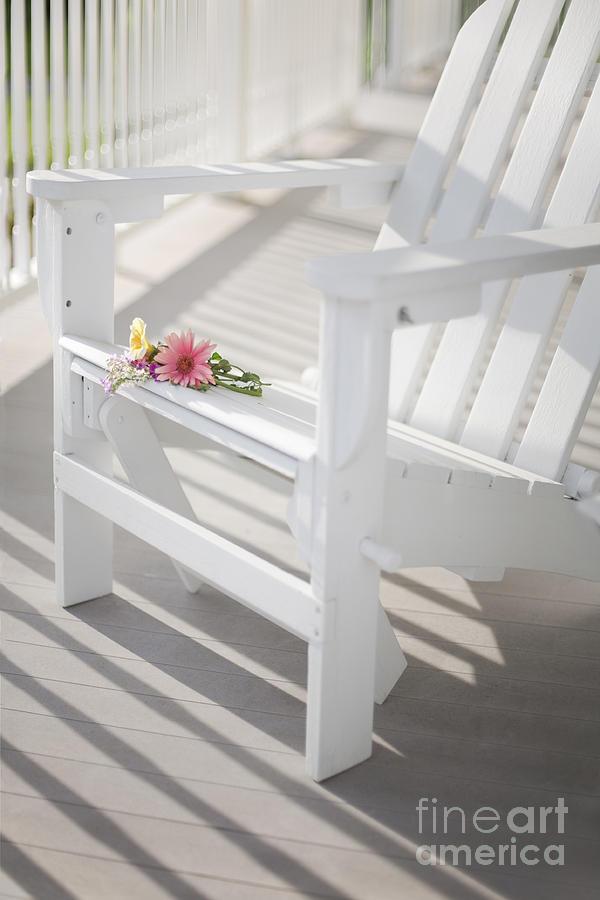 Sunny Porch Photograph