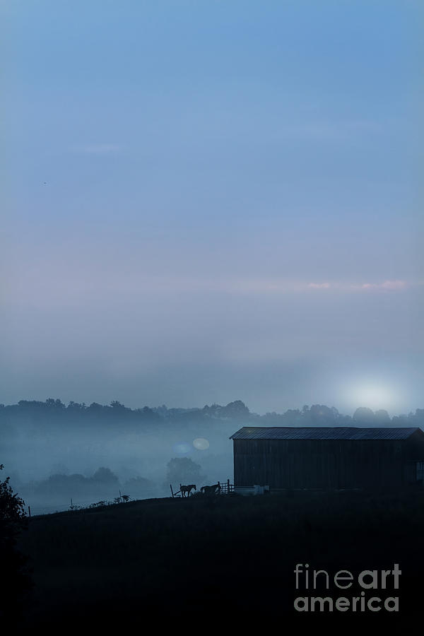 Sunrise In Kentucky Photograph
