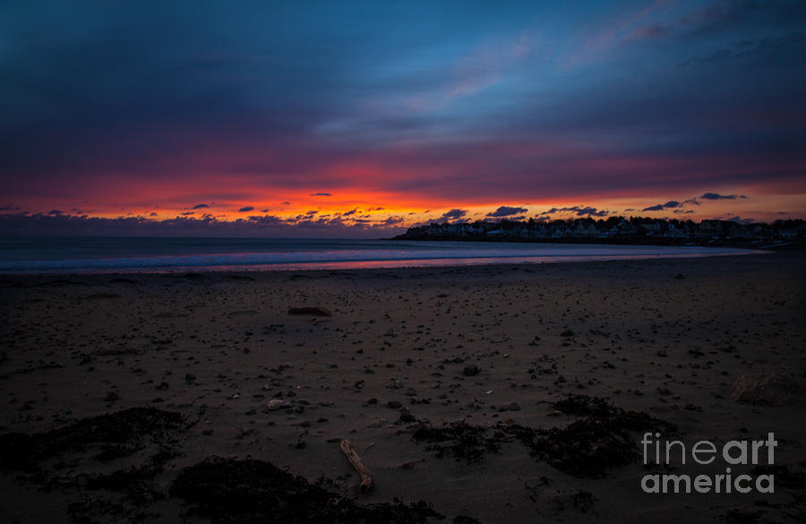 Beach Photograph - Sunrise On Shortsands  by Sue OConnor