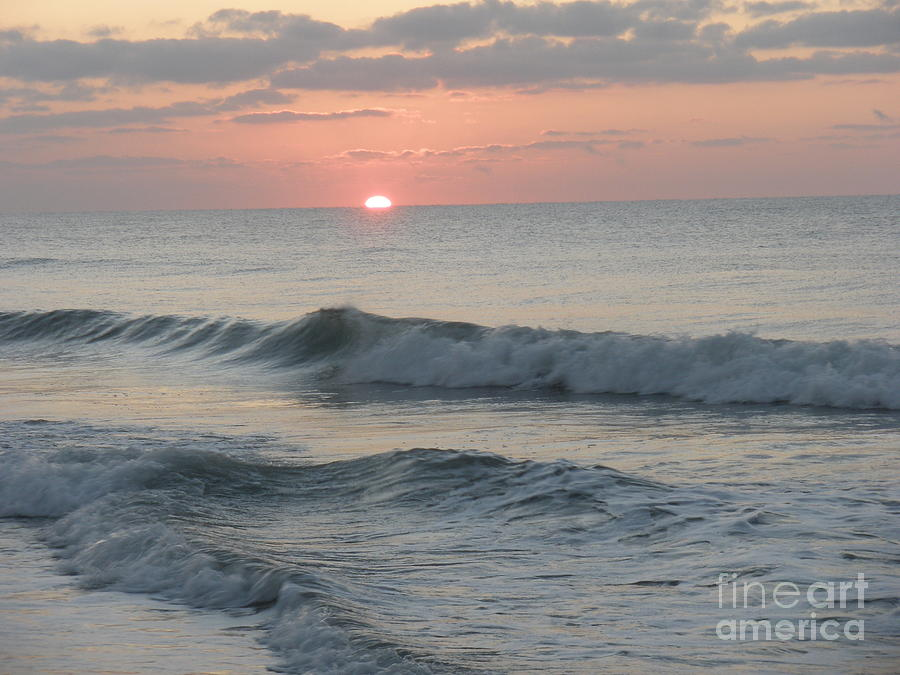 Sunrise Photograph  - Sunrise Fine Art Print