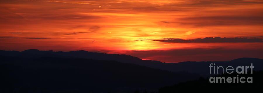 Sunset Photograph - Sunset by Amanda Mohler