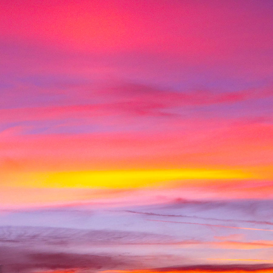 Sunset Photograph - Sunset In Florda by Dennis Dugan