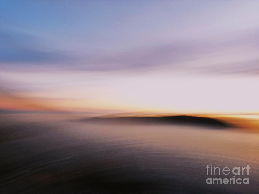 Sunset Island Dreaming Photograph  - Sunset Island Dreaming Fine Art Print