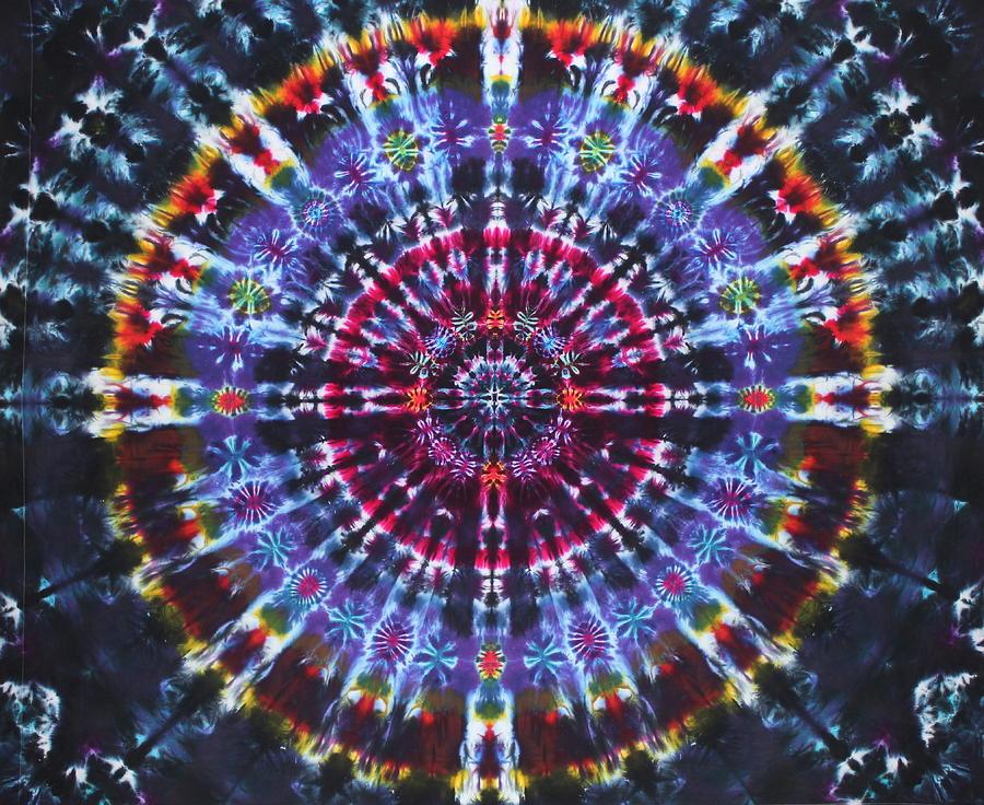Supernova Tapestry - Textile