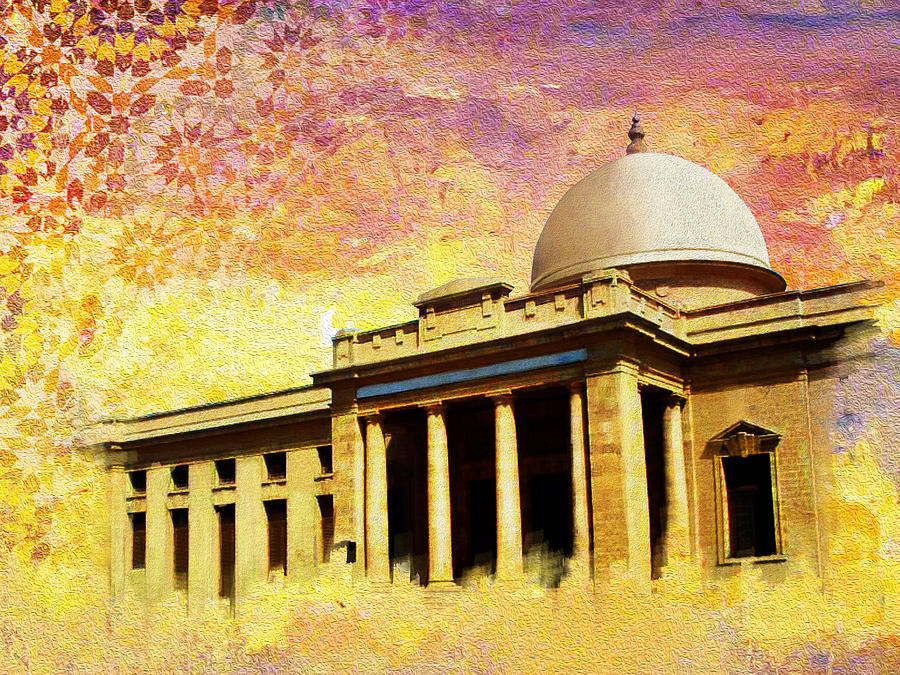 Supreme Court Karachi Painting