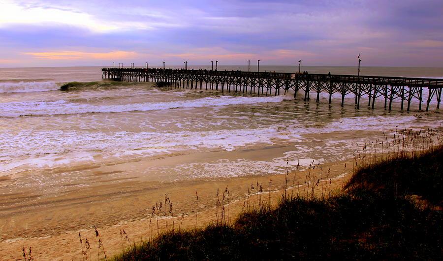 Surf City Pier Photograph