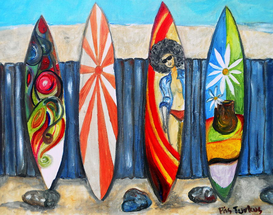 The gallery for cool surfboards for sale for Cool paintings for sale