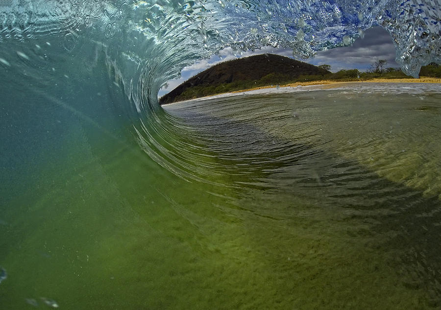 Surfers View Photograph - Surfers View by Brad Scott