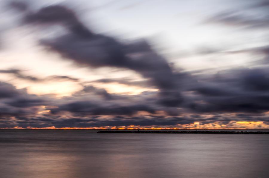 Surreal Dawn Photograph