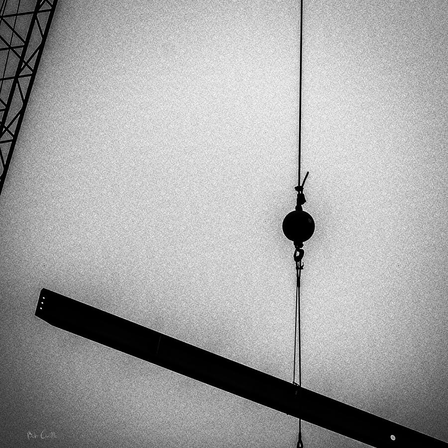 Abstract Photograph - Suspended by Bob Orsillo