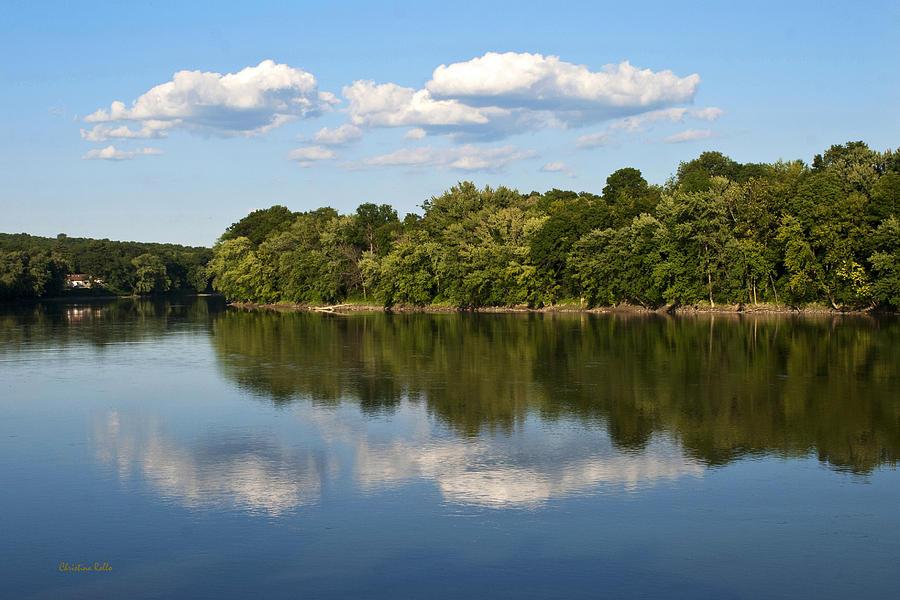 Susquehanna Photograph - Susquehanna River by Christina Rollo