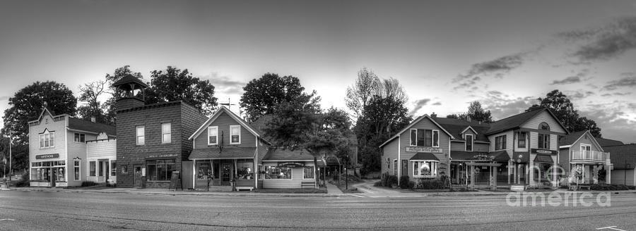 Suttons Bay Shops Photograph