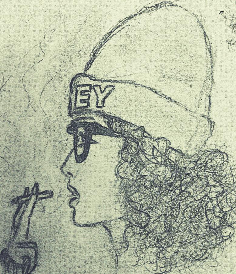 Swag Drawings Swag girl drawing swag girl Wiz Khalifa Swag Tumblr