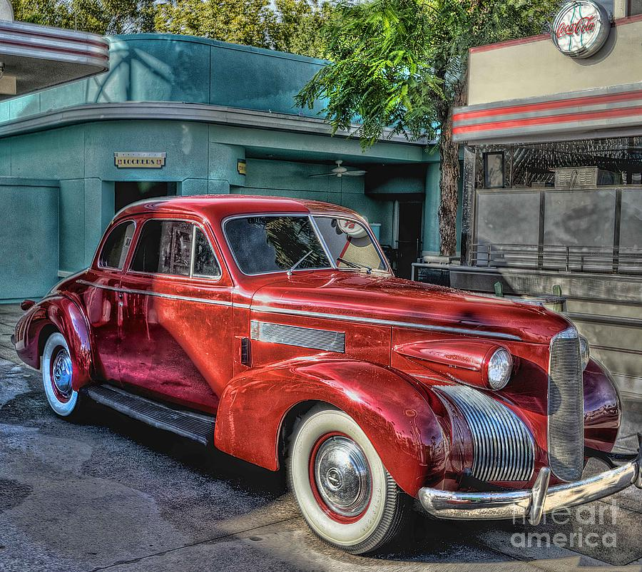 Car Photograph - Sweetness by Arnie Goldstein