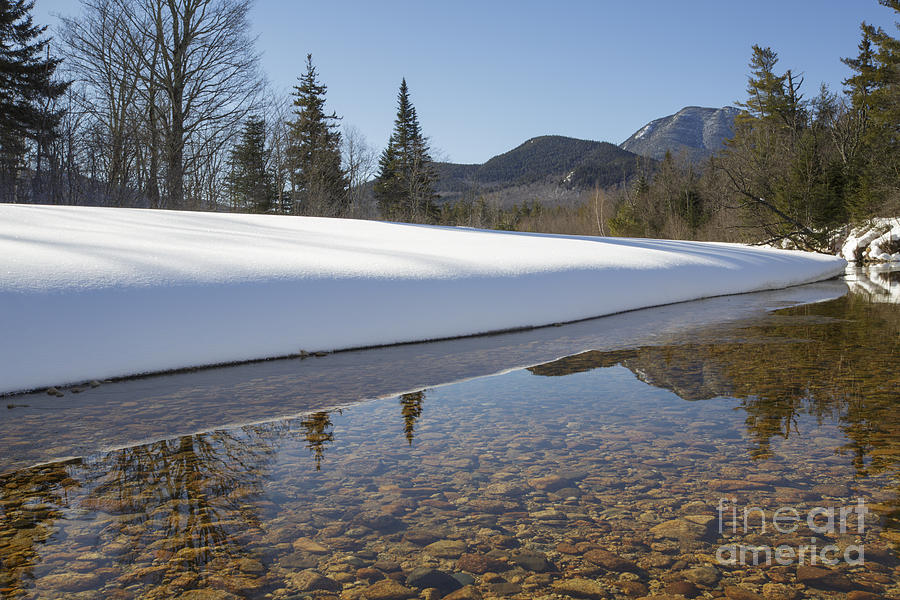 Swift River - Albany New Hampshire Usa Photograph