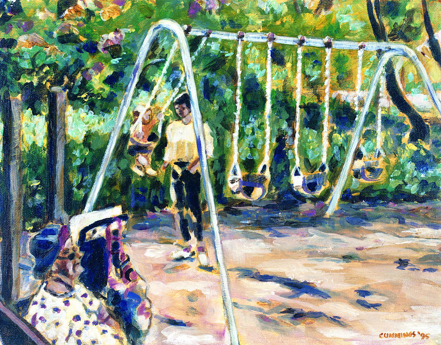Swings Painting