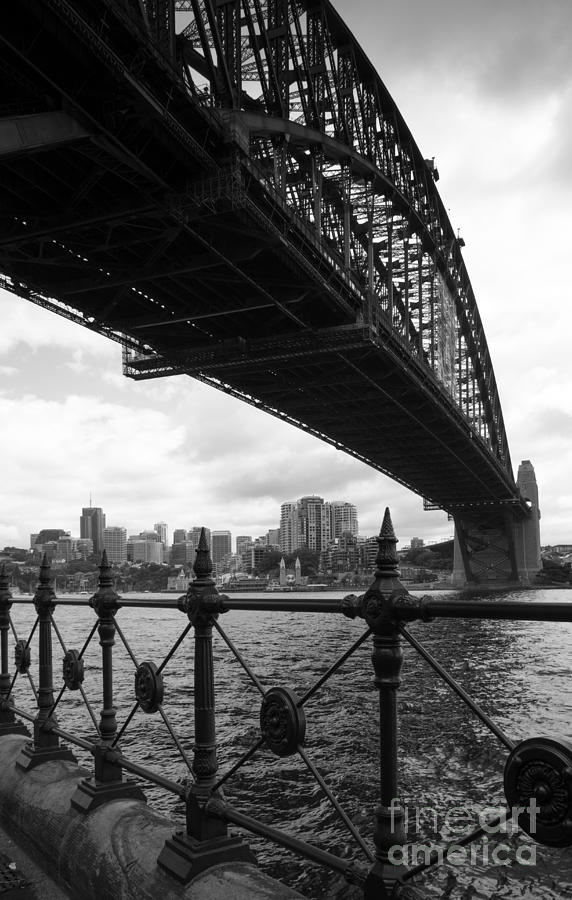 Sydney Harbour Bridge Photograph  - Sydney Harbour Bridge Fine Art Print