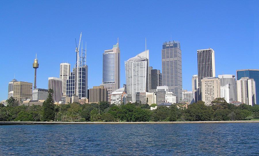 Sydney Skyline Photograph