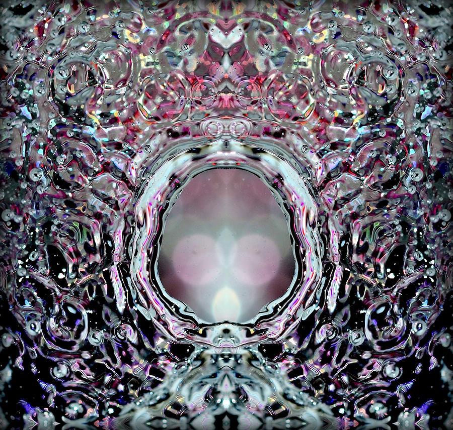 Symmetric Splash 2 Photograph