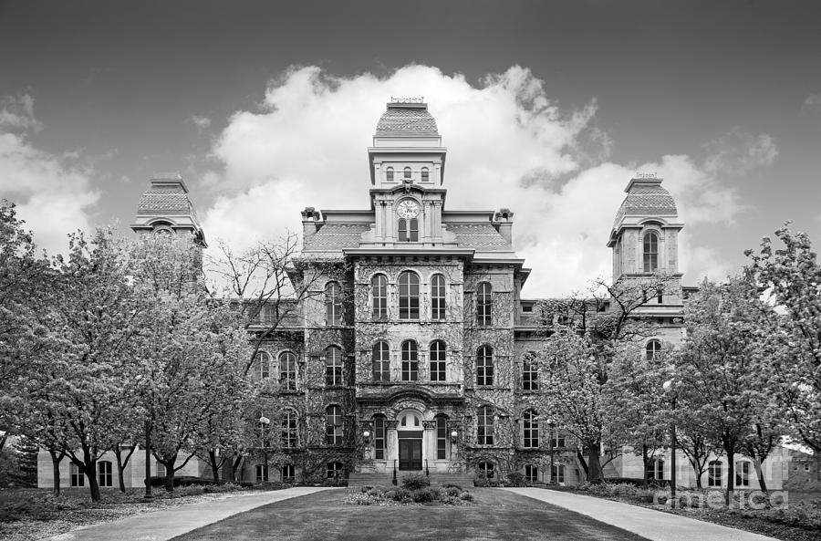 Syracuse University Hall Of Languages Photograph