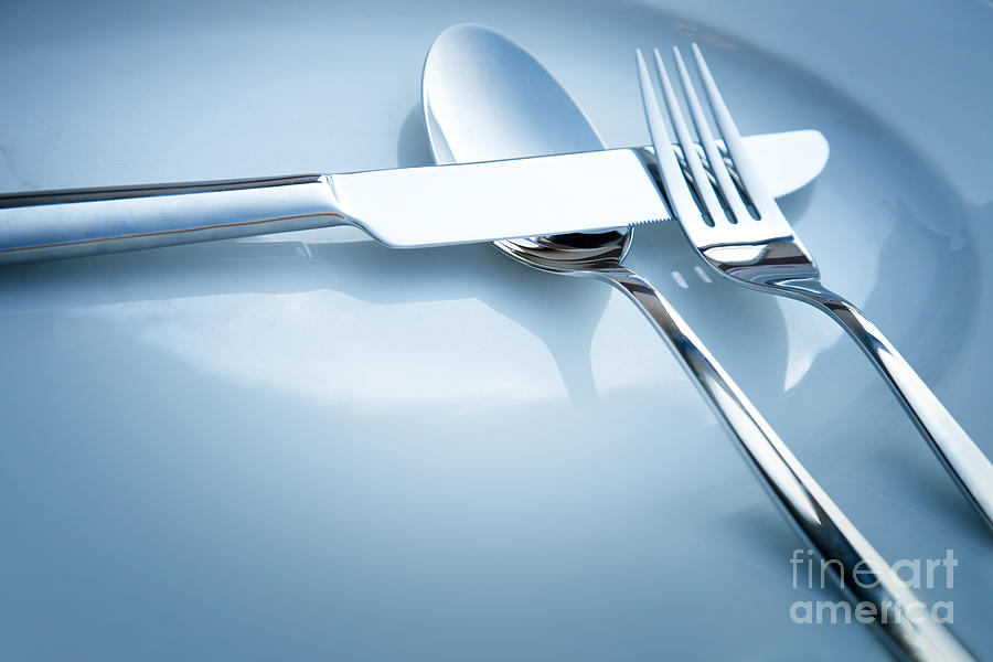Table Place Setting Photograph