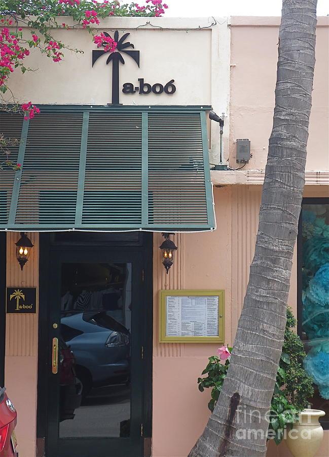 Taboo Restaurant West Palm Beach