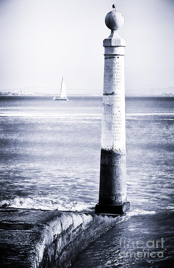 Tagus River View Photograph