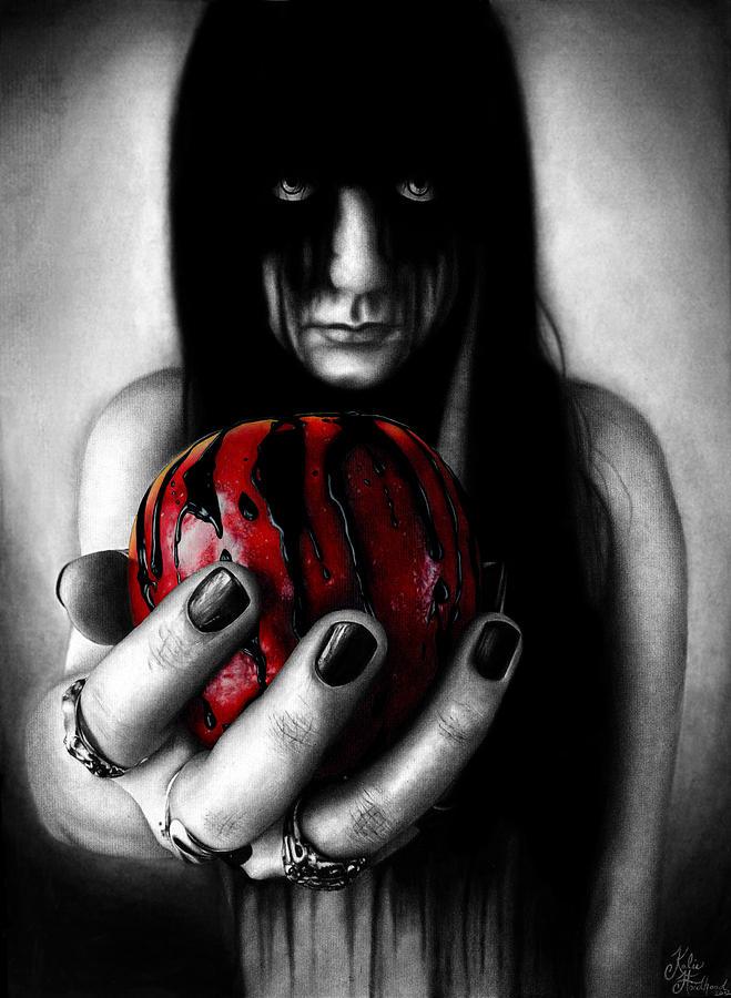 Dark Love Drawings Tainted Love DRAWING