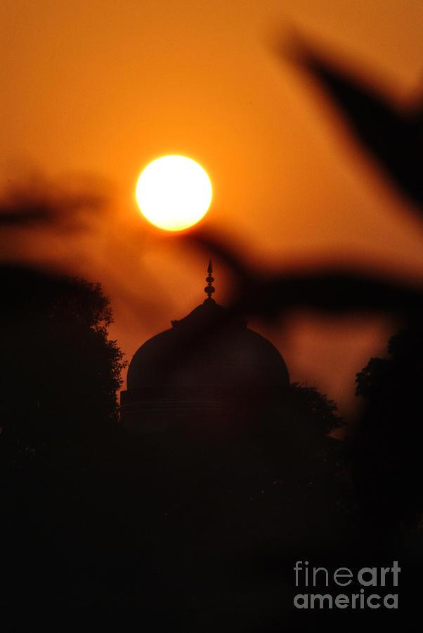 Taj Mahal- Agra India Photograph
