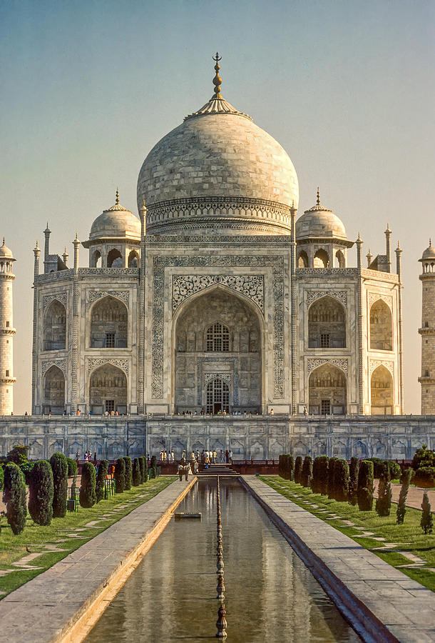 Taj Mahal Photograph  - Taj Mahal Fine Art Print