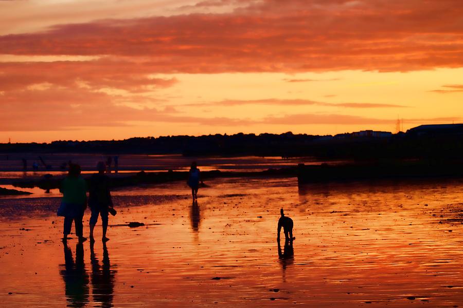 Tangerine Sands Photograph