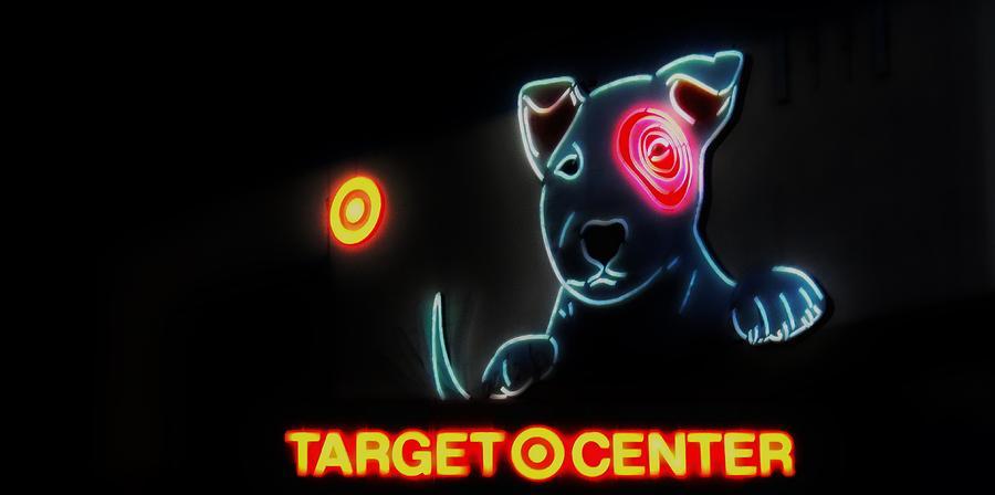 Target Center Photograph