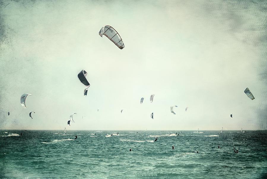 Tarifa Beach Photograph