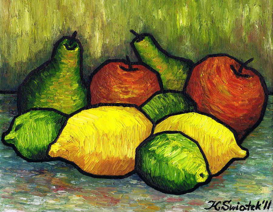 Tasty Fruits Kamil Swiatek