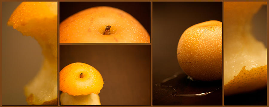 Tasty Pear Photograph