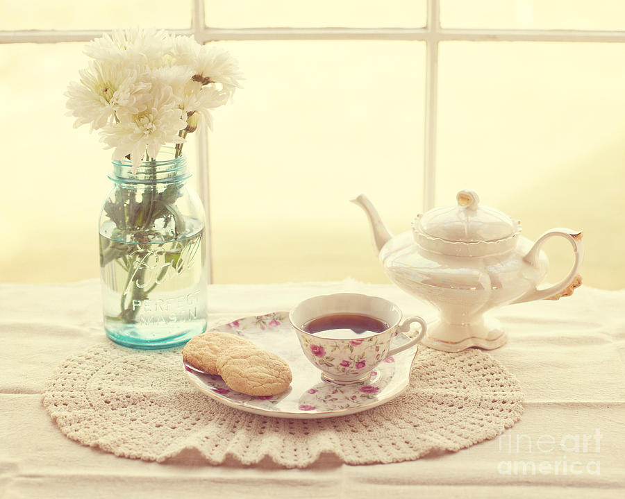 Tea Time Photograph