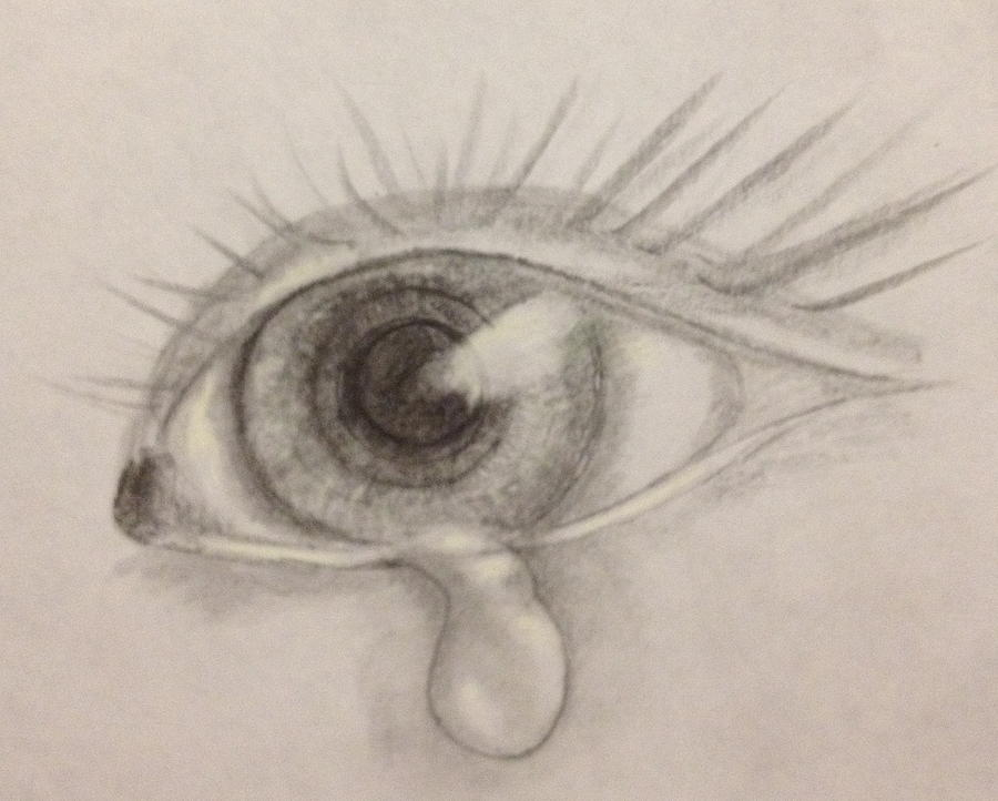 Tear Drawing