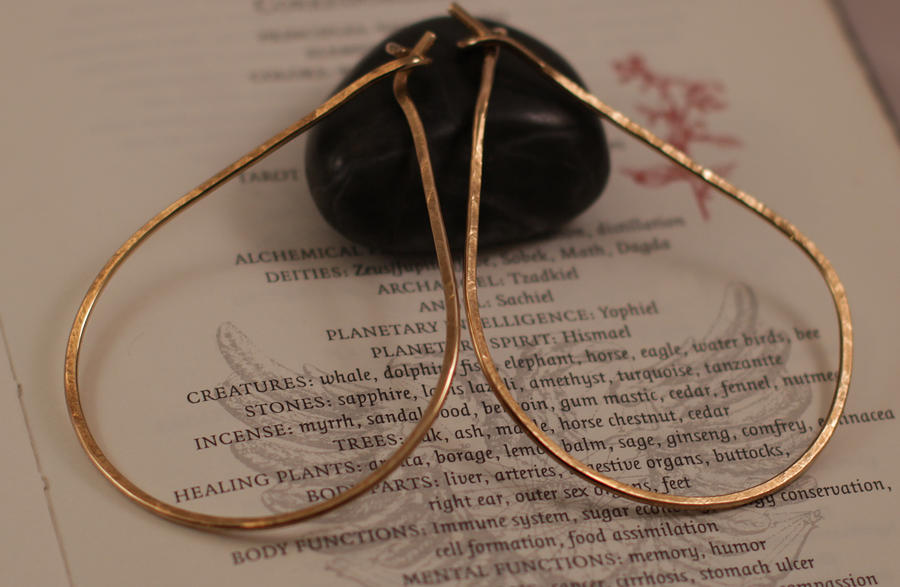 Tears Of Brass Jewelry