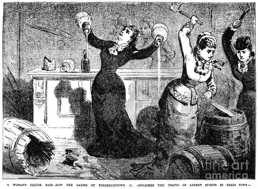 womens temperance movement essay The hillsboro agitation grew into a national movement, the women's crusade write an essay in support of or in opposition to the following assertion: women, temperance reform, and the cult of domesticity.