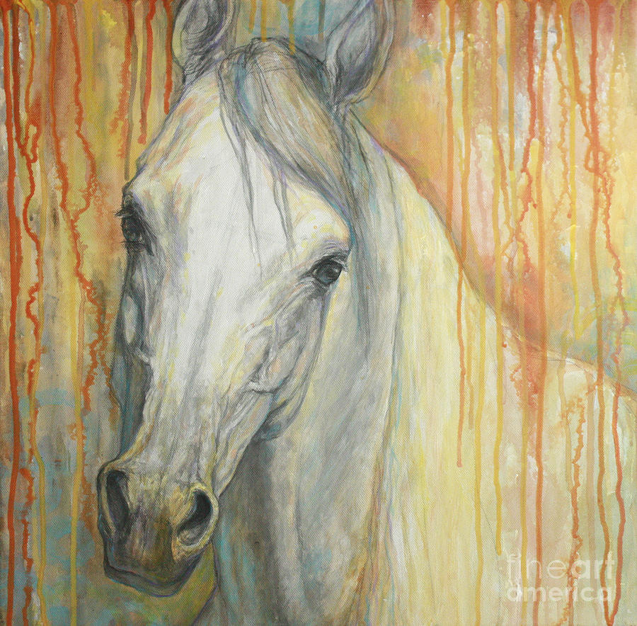 Tenderness Painting  - Tenderness Fine Art Print