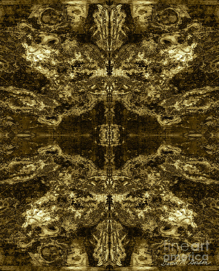 Tessellation No. 2 Digital Art  - Tessellation No. 2 Fine Art Print