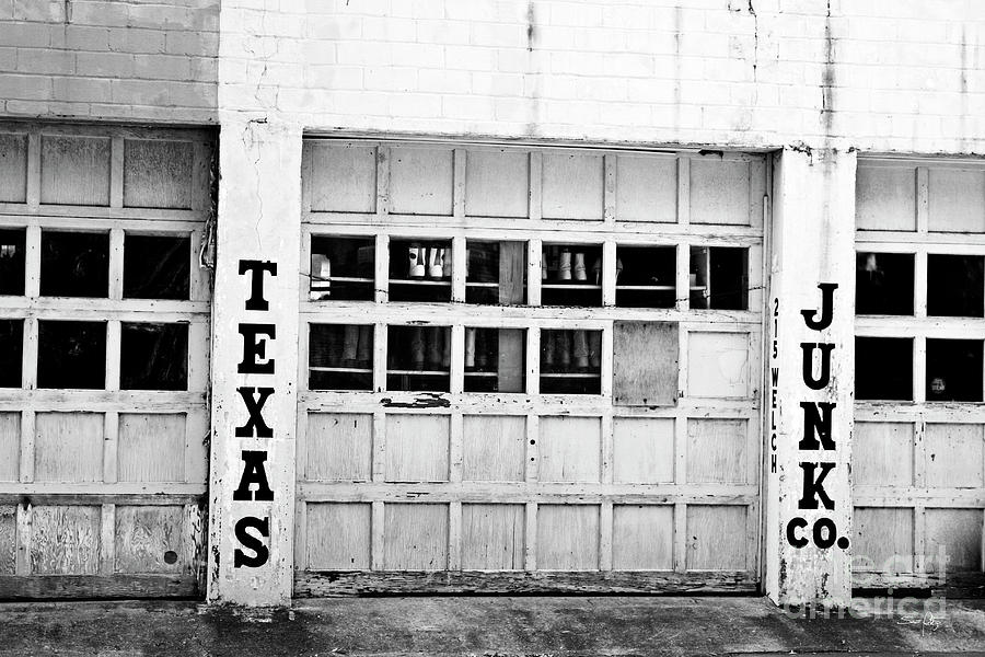 Texas Junk Co. Photograph  - Texas Junk Co. Fine Art Print