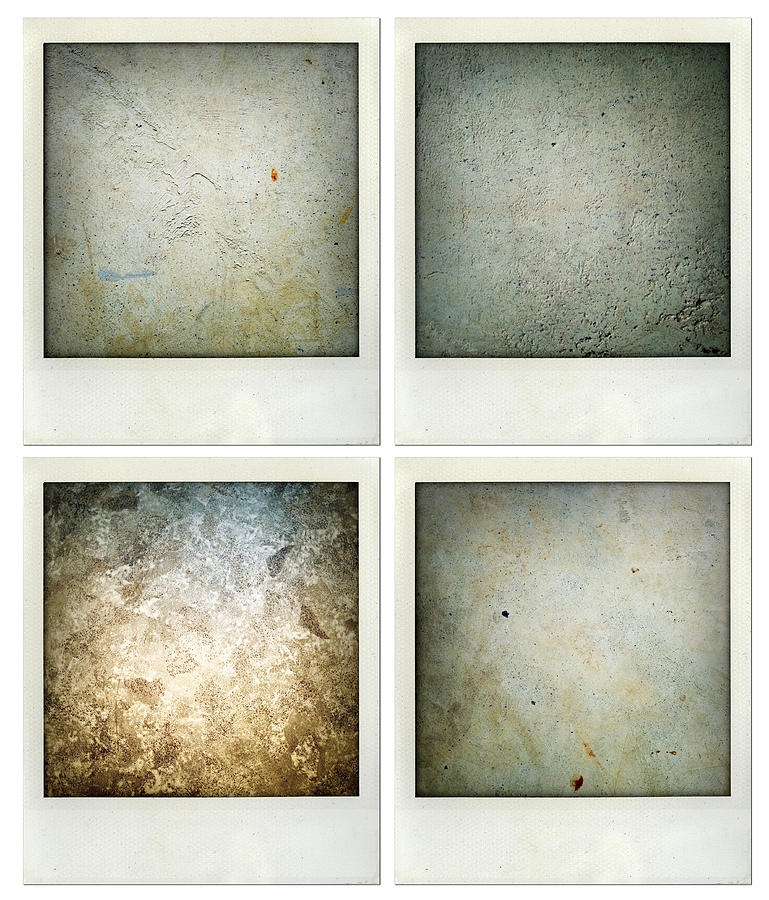 Abstract Photograph - Textures by Les Cunliffe