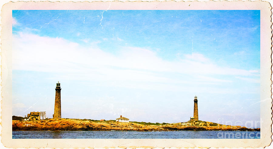 Thacher Island Photograph