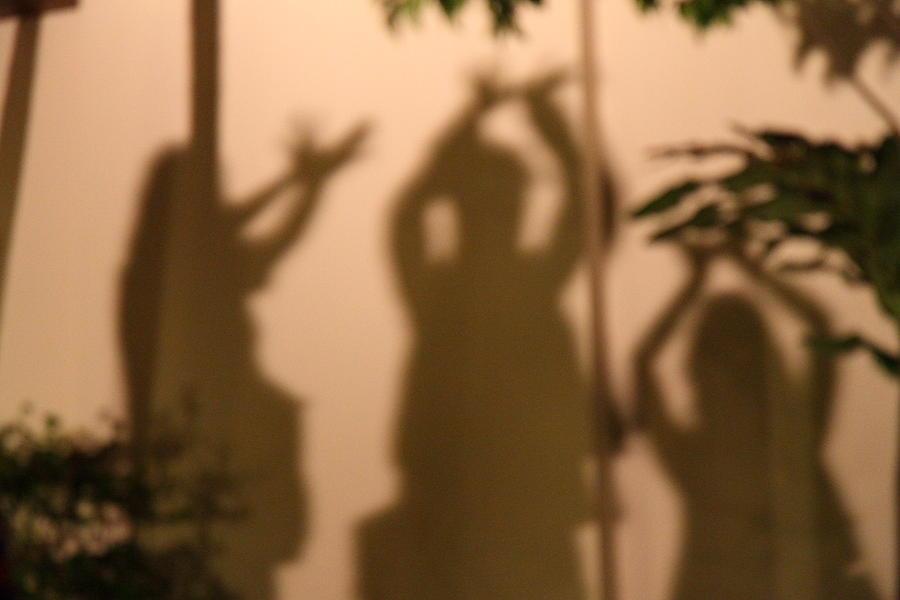 Thai Dancers - Panviman Chiang Mai Spa And Resort - Chiang Mai Thailand - 01131 Photograph
