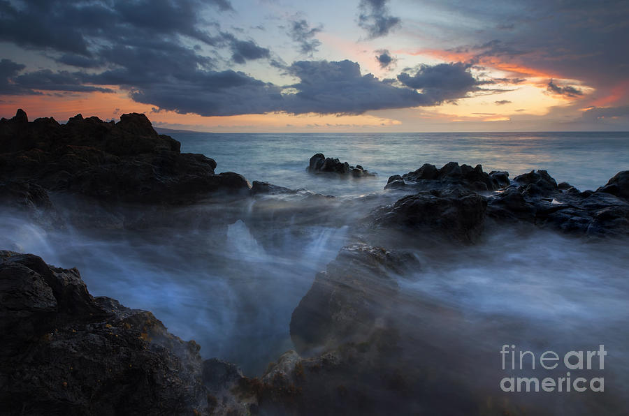 Abyss Photograph - The Abyss by Mike  Dawson